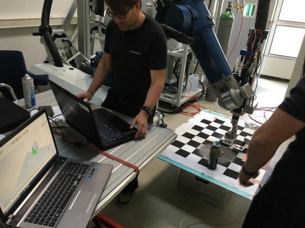 mabotic Robotics & Automation Matthias Hackel