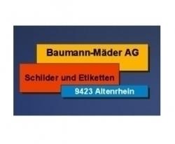 Baumann-Mäder AG