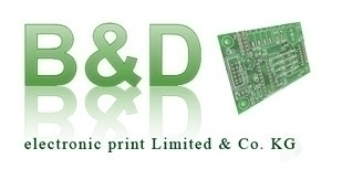 B&D electronic print Limited & Co. KG
