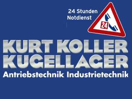 Kurt Koller Kugellager Antriebstechnik Industrietechnik